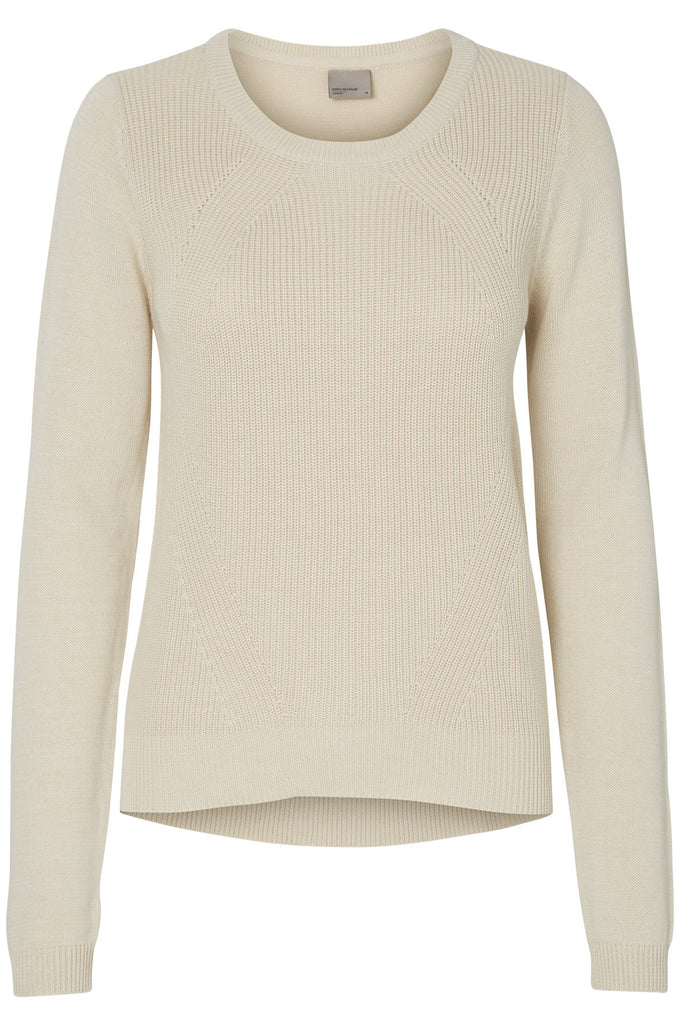 VMLEX SUN SWEATER OATMEAL