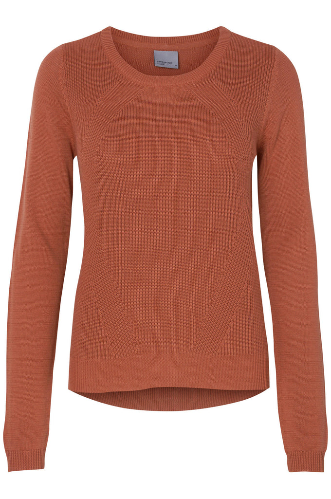 VMLEX SUN SWEATER CEDAR WOOD