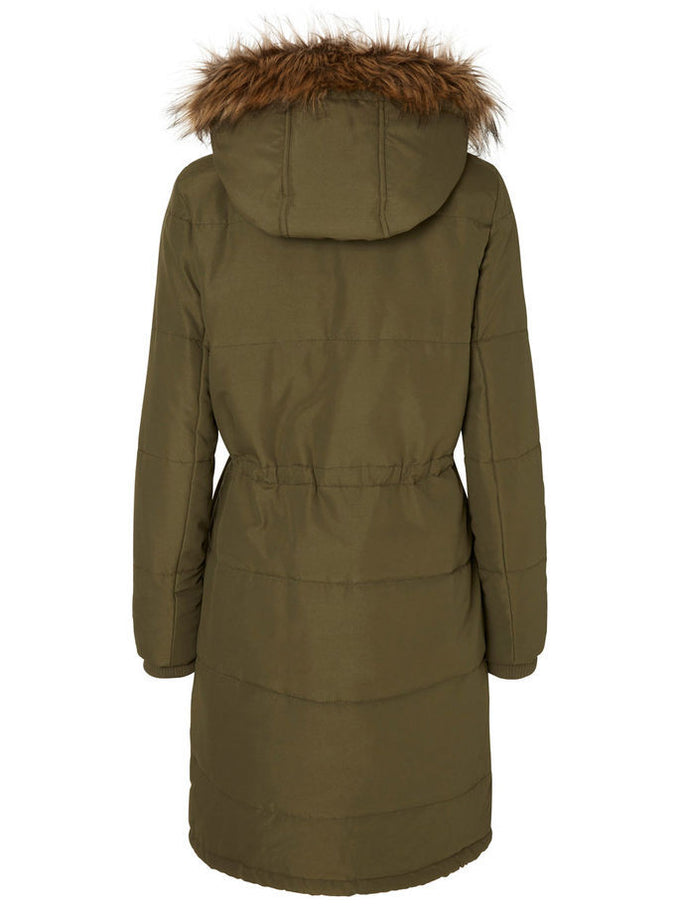 NMCAMIL PARKA IVY GREEN