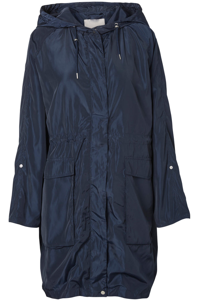 VMNELL 3/4 JACKET Dark Blue