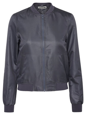NMSHINY BOMBER JACKET