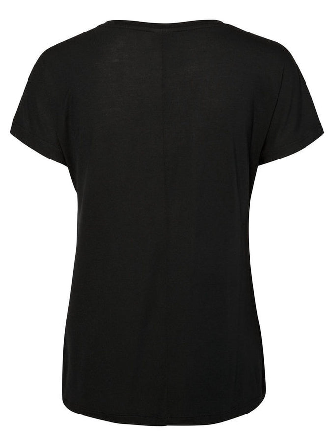 VMCHARLY T-SHIRT Black