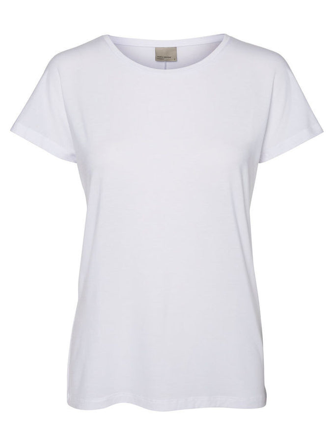 T-SHIRT VMCHARLY BLANC
