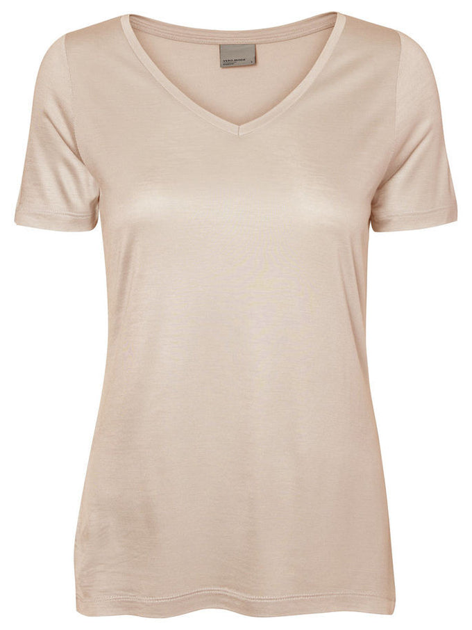 VMAPRIL T-SHIRT Dusty rose