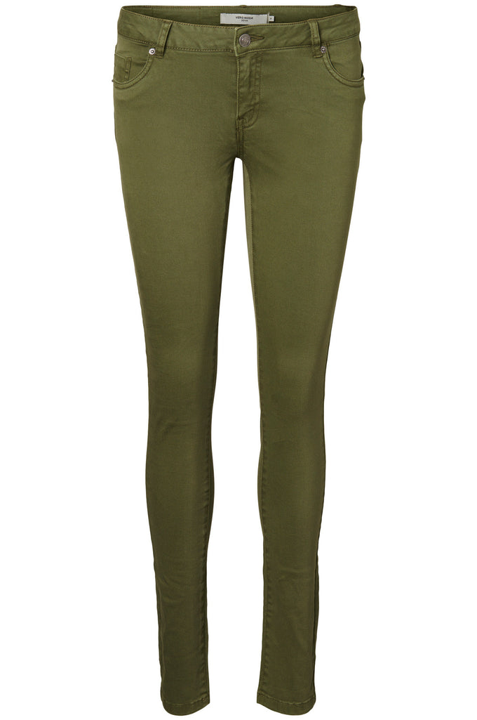 VMSEVEN NW SLIM 811 PANTS IVY GREEN