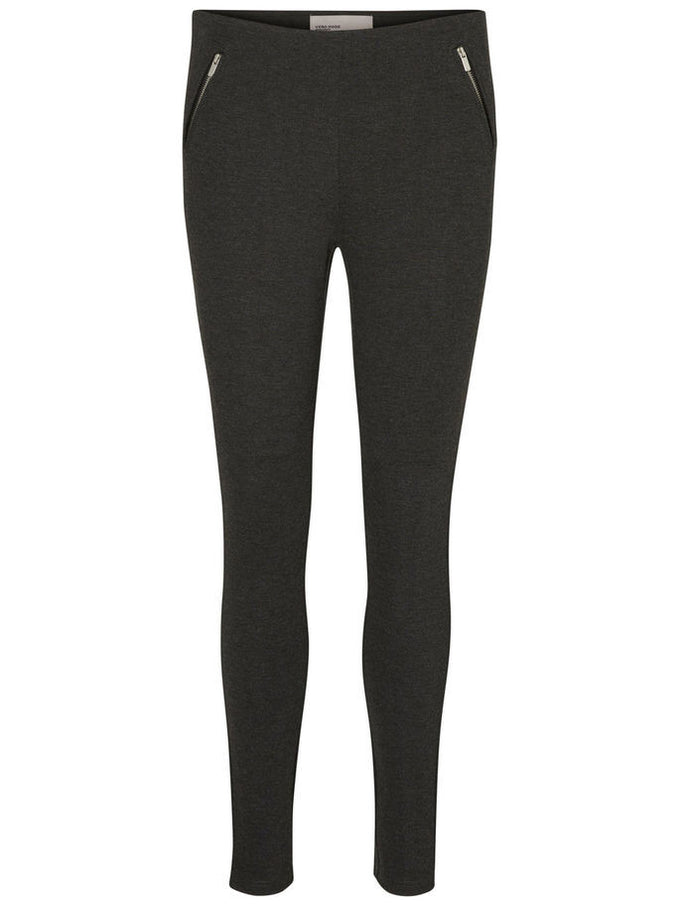 VMSTRONG ANKLE LEGGING DARK GREY MELANGE