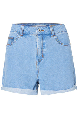 SHORT EN DENIM VMBE