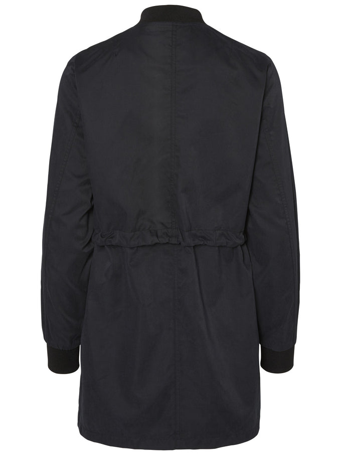 VMFAE 3/4 BOMBER JACKET Black