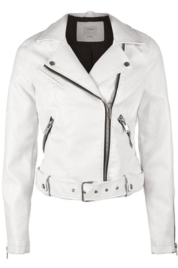 VMMONNA FAUX-LEATHER JACKET