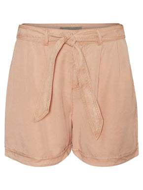 HIGHWAIST LYOCELL SHORTS