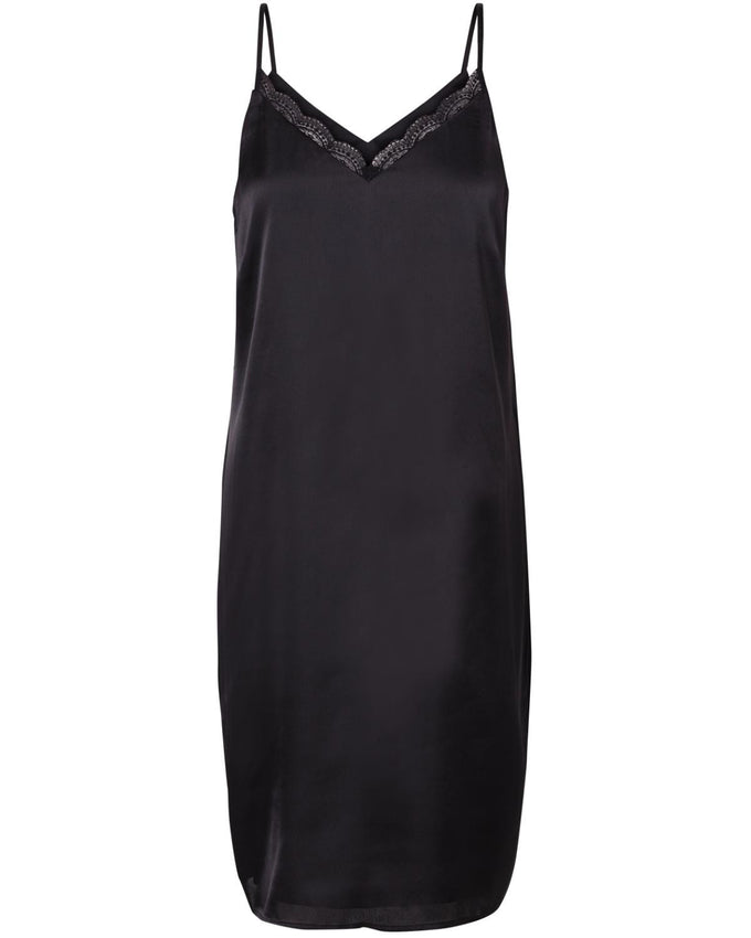 NMKIMMI CAMI DRESS Black