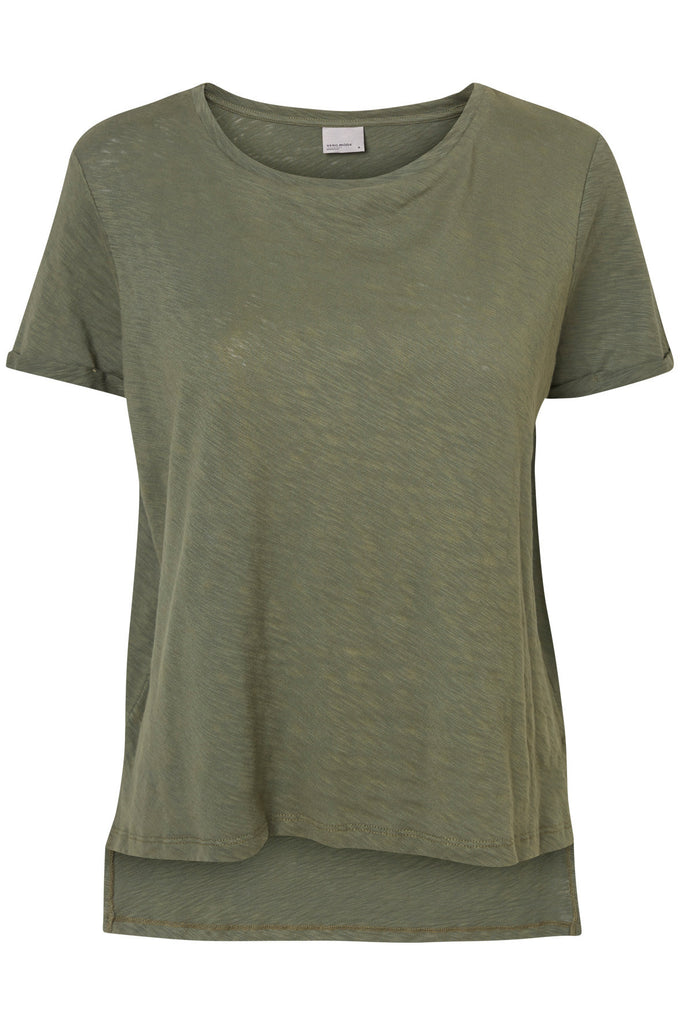 VMARMY T-SHIRT IVY GREEN