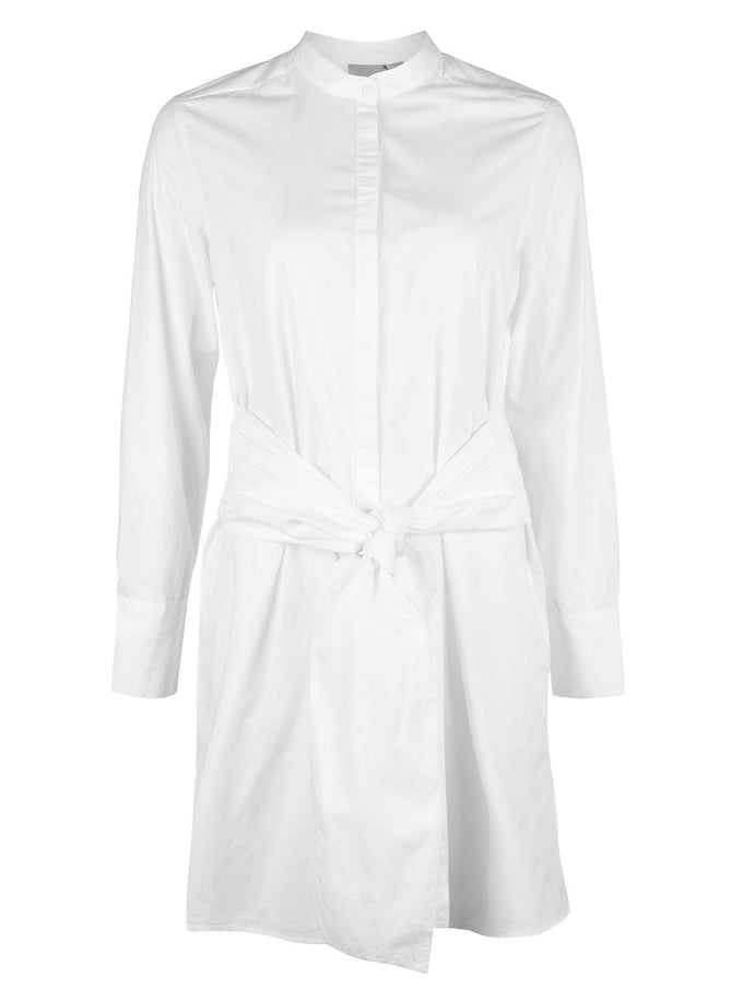 VMGAIA SHIRT DRESS SNOW WHITE