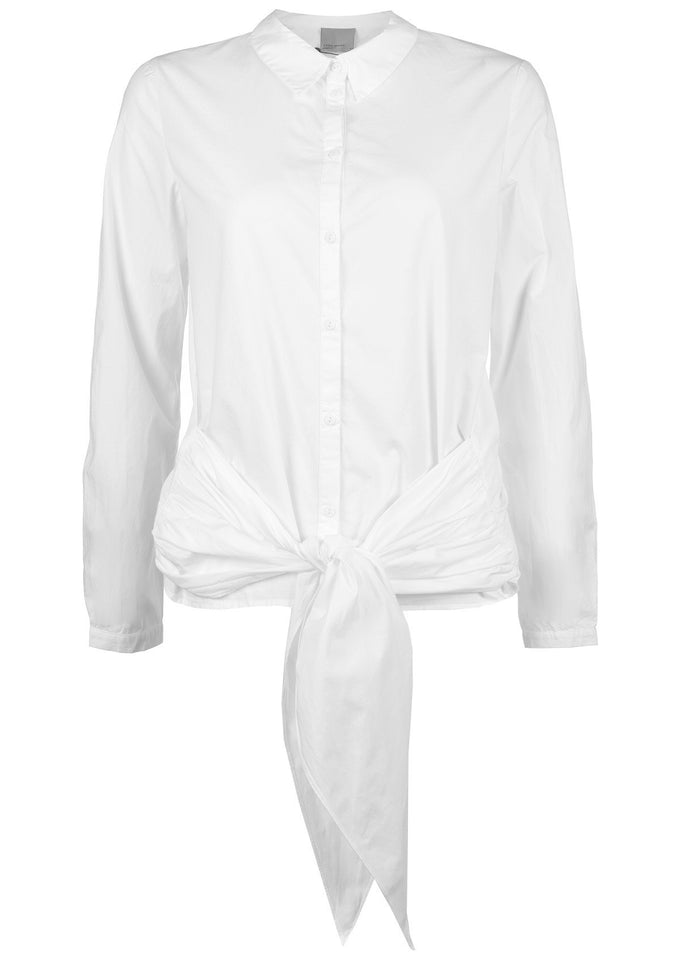 CHEMISE VMGRACE BLANCHE NEIGE