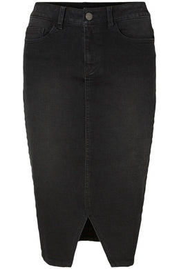 VMSUSANNA DENIM PENCIL SKIRT