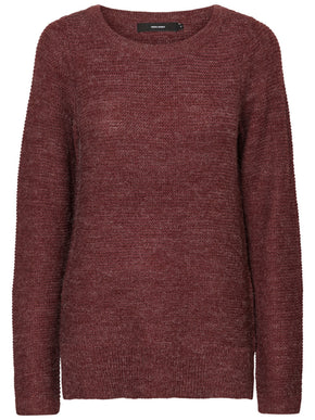 LOOSE O-NECK SWEATER
