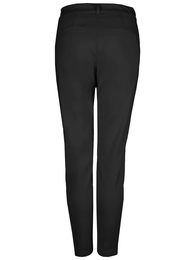 ANTIFIT ANKLE PANTS BLACK