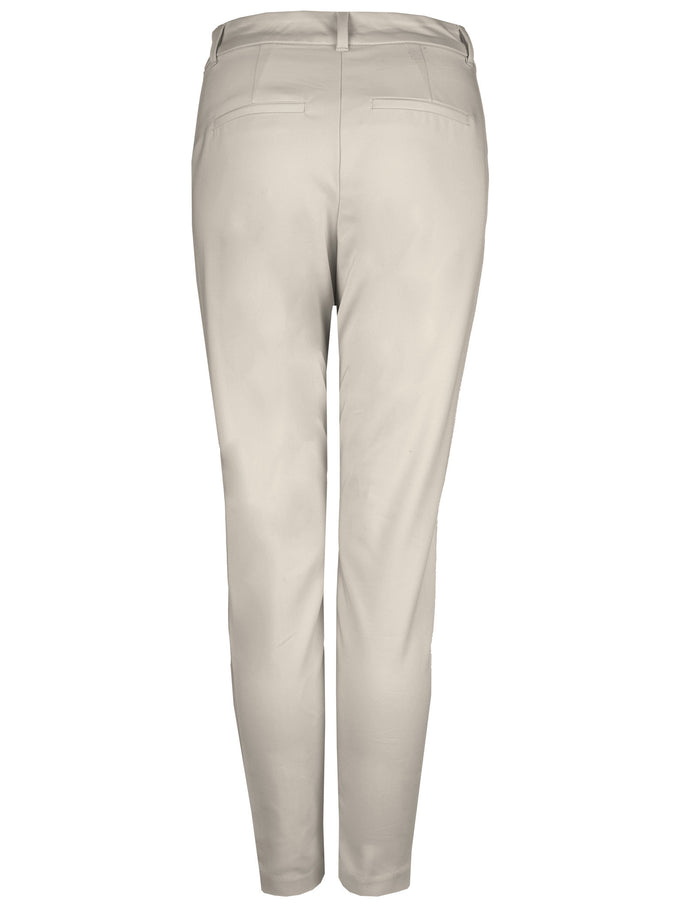 ANTIFIT ANKLE PANTS OATMEAL