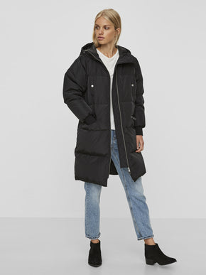 OVERSIZED QUILTED PARKA