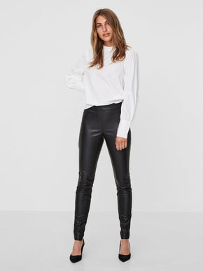 VMSERENA FAUX-LEATHER LEGGING