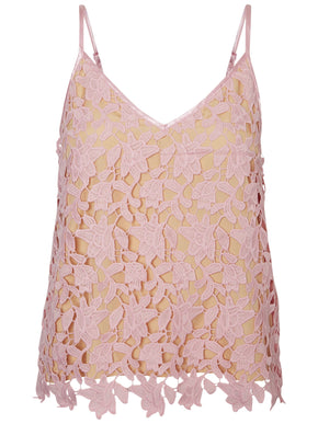 ALL-OVER LACE CAMI