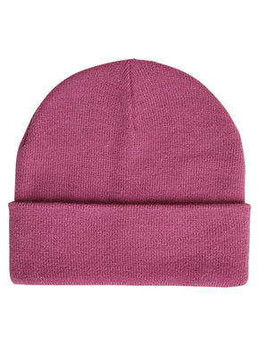 CLASSIC SOLID BEANIE