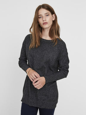 LONG OVERSIZED SWEATER