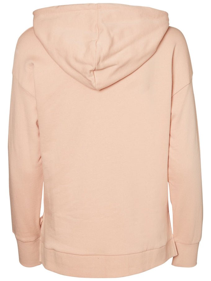 SUPER SOFT HOODIE ROSE CLOUD