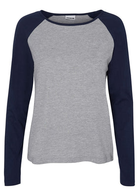 LONG RAGLAN SLEEVE T-SHIRT