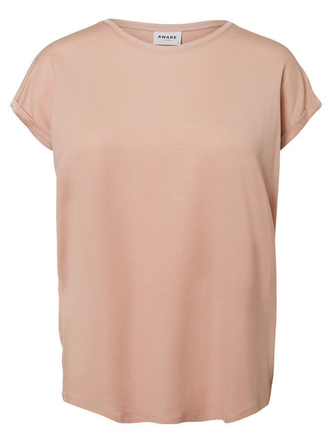 Aware Ava T-Shirt MISTY ROSE