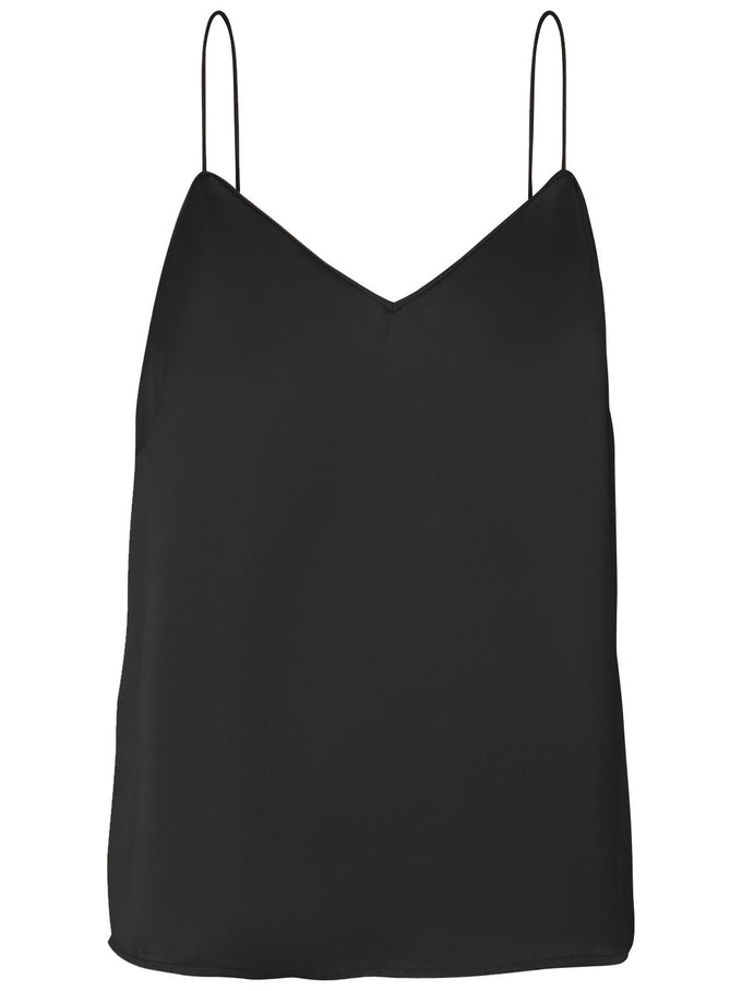 FLUID CAMI BLACK