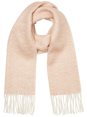 TEXTURED LONG SCARF