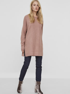 SOFT ALPACA WOOL-BLEND SWEATER
