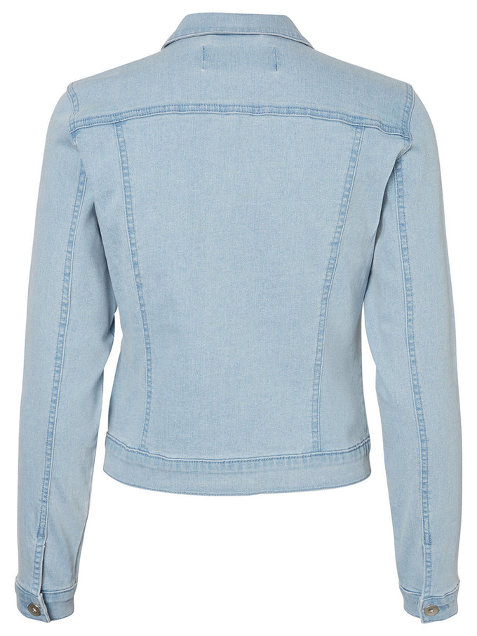 HOT SOYA DENIM JACKET LIGHT BLUE DENIM