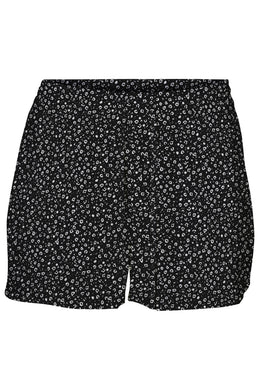 LOOSE FIT PRINTED SHORTS