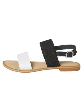 FINAL SALE – GENUINE LEATHER SANDALS