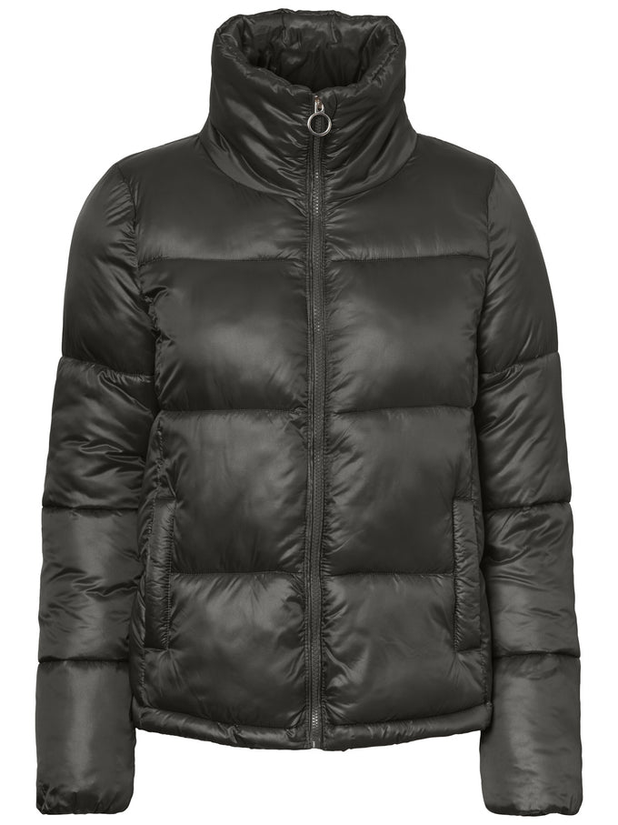 COLOURFUL PUFFER JACKET PEAT