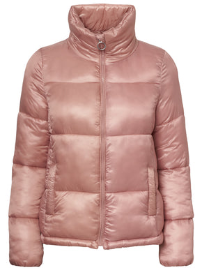 MANTEAU BOUFFANT COLORÉ