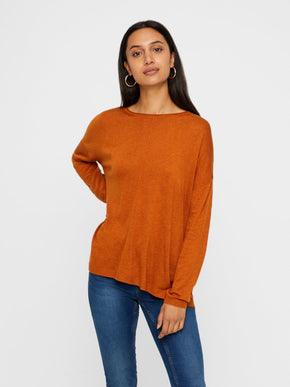 LIGHT LOOSE SWEATER