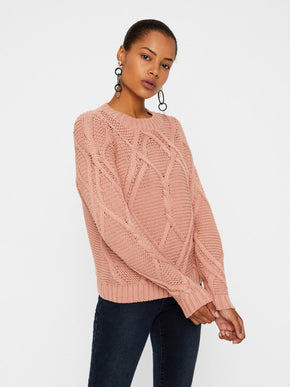 SOFT CHUNKY SWEATER