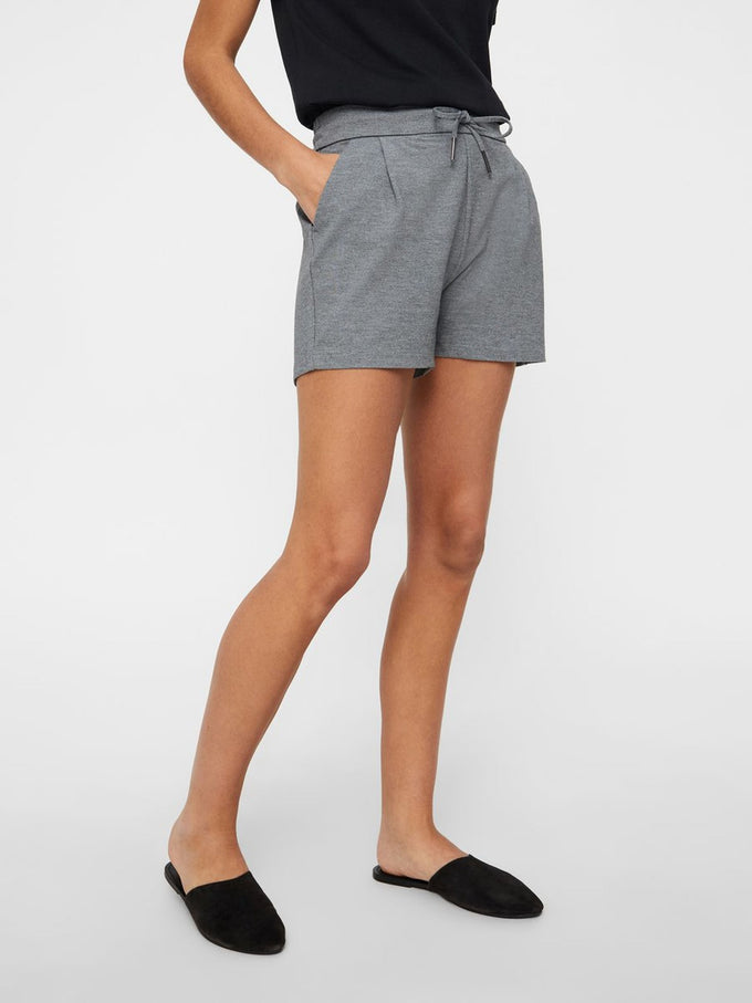 COMFY JERSEY SHORTS MEDIUM GREY MELANGE
