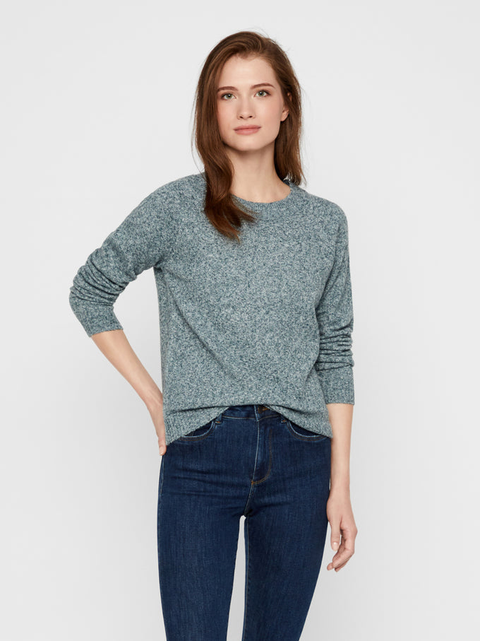 O-Neck Sweater PONDEROSA PINE