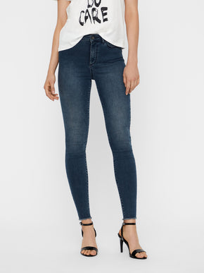 VMSOPHIA HIGH WAIST SKINNY FIT JEANS