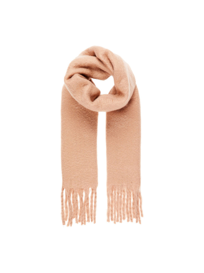 BRUSHED SOLID SCARF TUSCANY