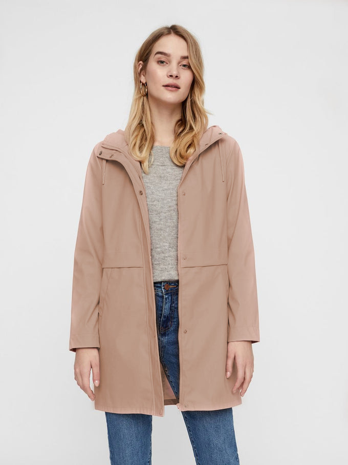 IMPERMÉABLE HYDROFUGE BEIGE