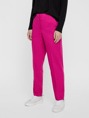 COLOURFUL SLIM FIT PANTS