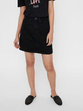 FINAL SALE – CUTE DENIM SKIRT