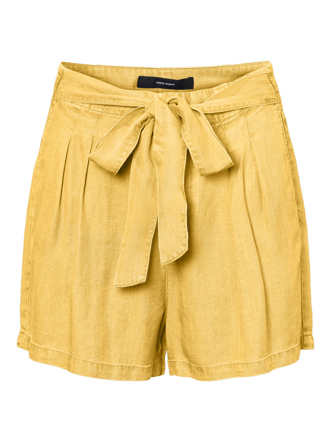 COLOURFUL LYOCELL SHORTS YARROW