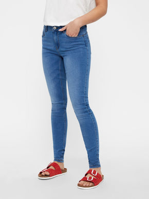 Jeans ajusté seven shape up