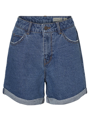 Mom short en denim NINETEEN